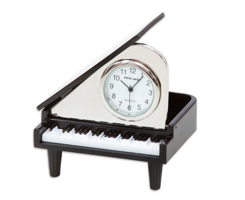 Design-Quarzuhr Klavier mit Citizen-Uhrwerk-1