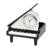 Design-Quarzuhr Klavier, mit Citizen-Uhrwerk