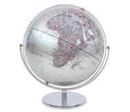 Globus Juri silver, Höhe 36 cm