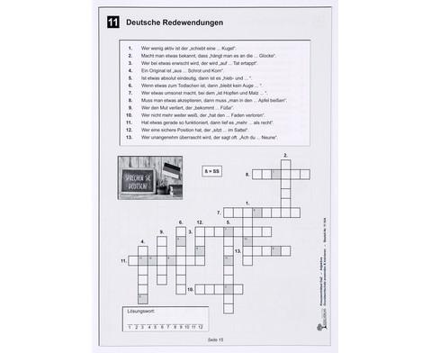 Kreuzwortraetsel DaZ Adjektive-5