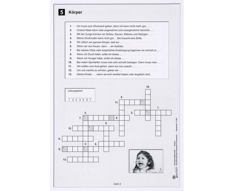 Kreuzwortraetsel DaZ Verben-4