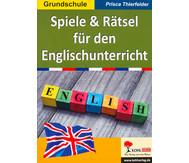 Spiele und Rätsel für den Englischunterricht