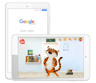 Bildungstablet Tiger Tab - 8 Tablet-PC