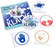 KLACKS! Praxis Lehrbuch mit CD und Symbolkarten