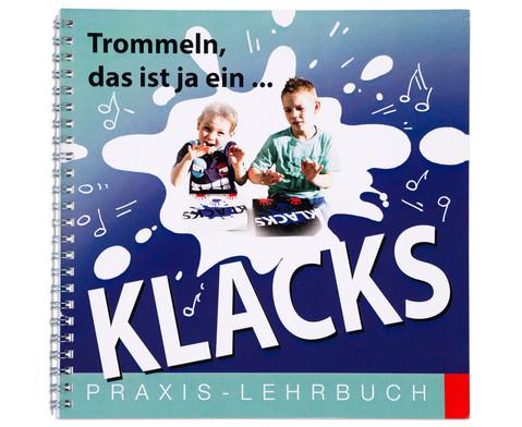 KLACKS Praxis Lehrbuch mit CD und Symbolkarten-2