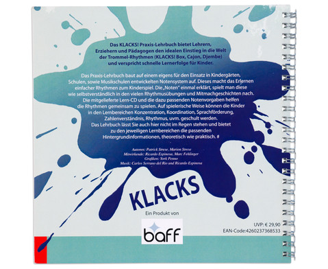 KLACKS Praxis Lehrbuch mit CD und Symbolkarten-3