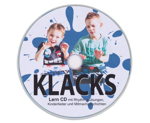 KLACKS Praxis Lehrbuch mit CD und Symbolkarten-4