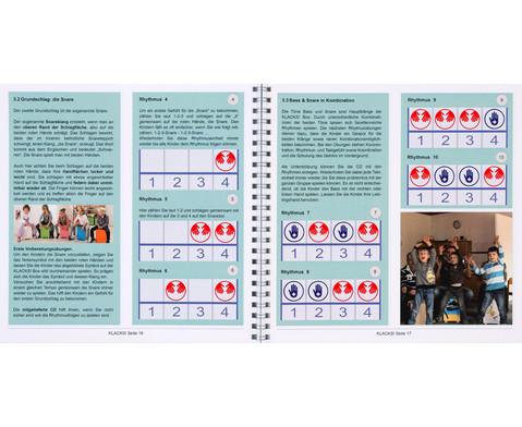 KLACKS Praxis Lehrbuch mit CD und Symbolkarten-5