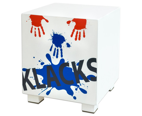KLACKS Trommelhocker