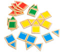 Magnetic Polydron Holz-2