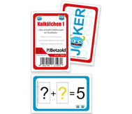 Rechenkarten: Kalkülchen 1