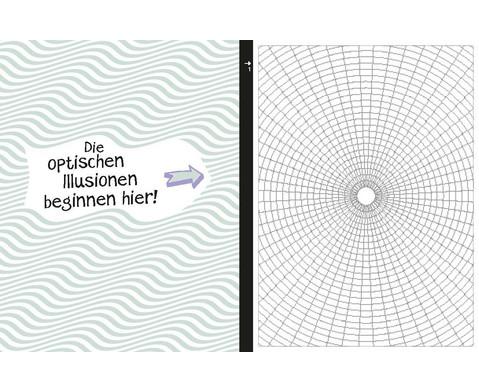 Das Ausmalbuch der optischen Illusionen-3