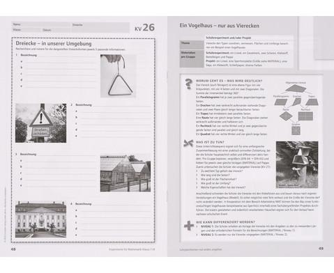 Experimente fuer Mathematik Klassen 7-8-4