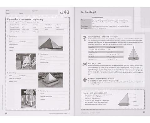 Experimente fuer Mathematik Klassen 7-8-5