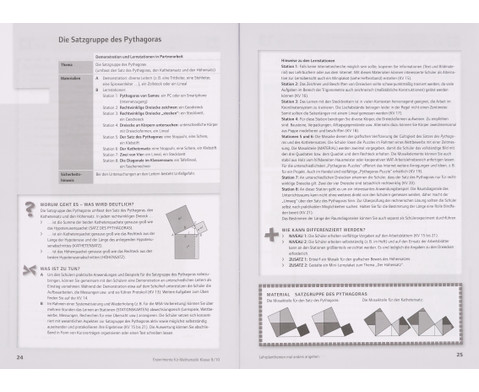 Experimente fuer Mathematik Klassen 9-10-4