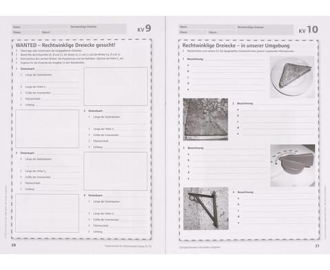 Experimente fuer Mathematik Klassen 9-10-7