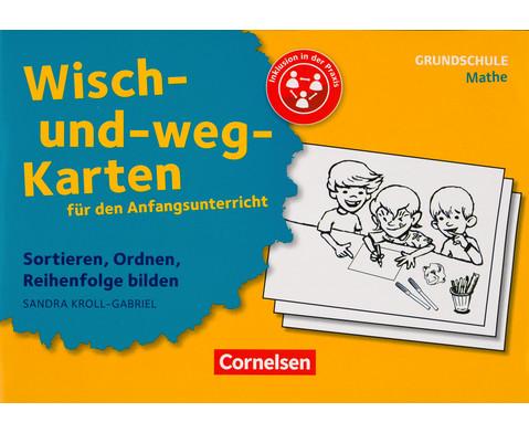 Cornelsen Wisch-und-weg Karten - Mathematik