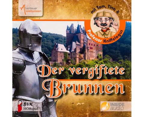Abenteuer Weltwissen - Ritter inkl CD-7