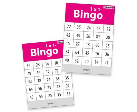 Betzold 1x1-Bingo-1