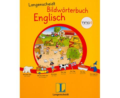 Bildwoerterbuch Englisch TING-1