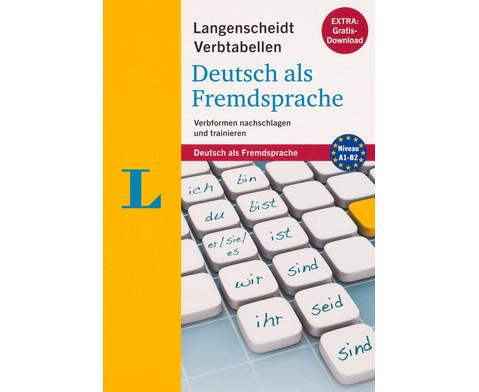 Verbtabellen - Deutsch als Fremdsprache-1