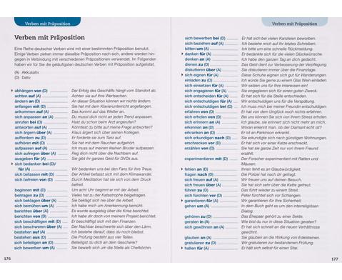 Verbtabellen - Deutsch als Fremdsprache-7