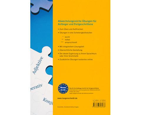 Grammatiktraining - Deutsch als Fremdsprache-3
