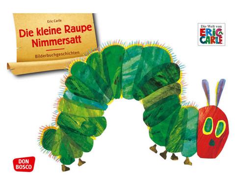 Bildkarten Die kleine Raupe Nimmersatt