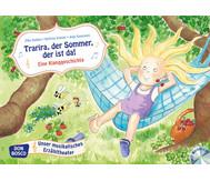 Trarira, der Sommer, der ist da! Kamishibai-Bildkartenset