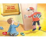 Bildkarten: Timo lernt Nein sagen