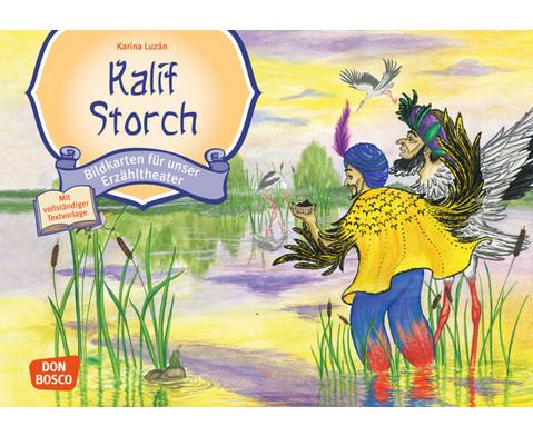 Bildkarten Kalif Storch