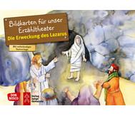 Bildkarten: die Erweckung des Lazarus