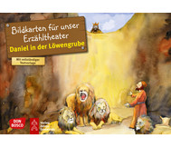 Bildkarten: Daniel in der Löwengrube