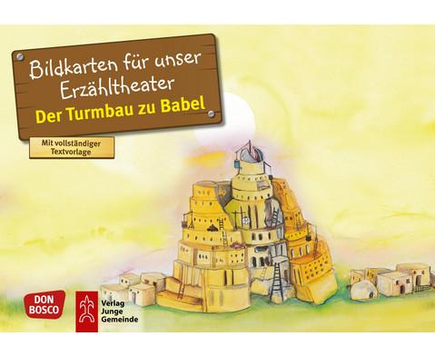 Bildkarten Der Turmbau zu Babel-1