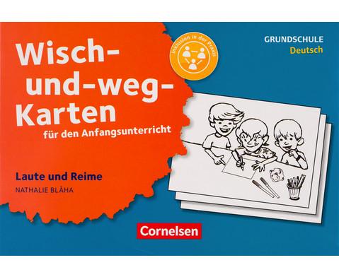 Cornelsen Wisch-und-weg Karten Deutsch