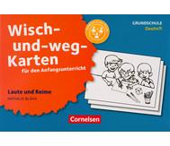 Wisch-und-weg-Karten - Deutsch