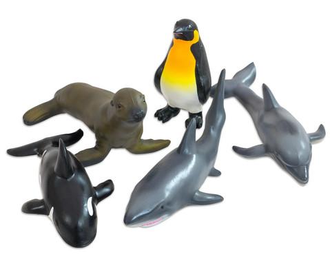 Ozean Soft-Tier-Set Naturkautschuk-1