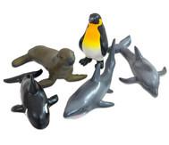 Ozean Tier-Set, Naturkautschuk