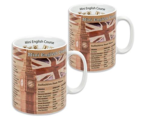 Tasse Englisch