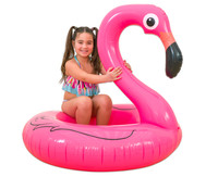 Flamingo-Schwimmring