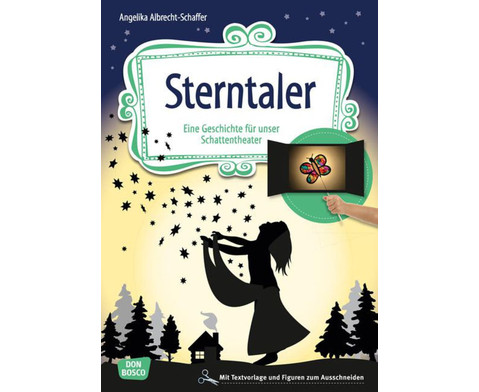 Sterntaler - Schattentheater-Set