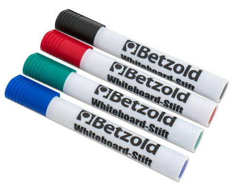 Betzold Whiteboard-Marker 4er-Set