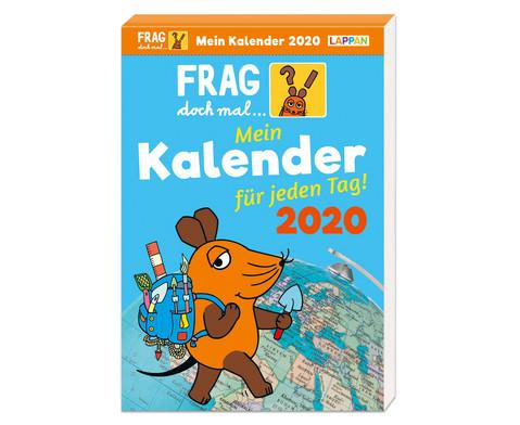 Frag doch mal die Maus - Kalender 2020