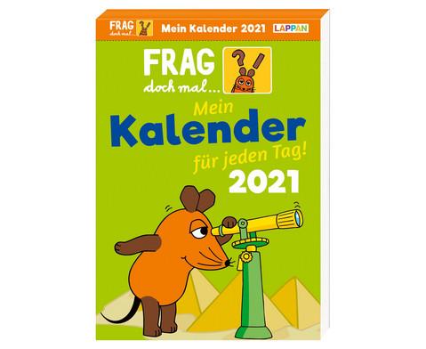 Frag doch mal die Maus - Kalender 2021