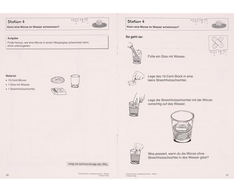 Wasser - Lernstationen inklusiv-6