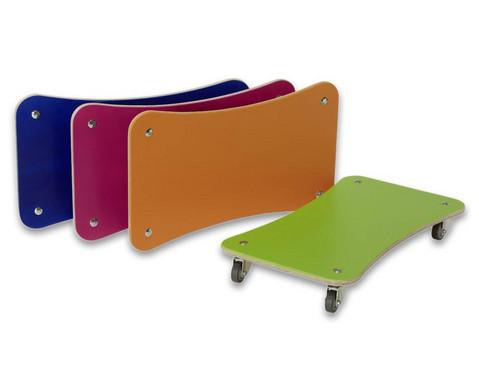 Pedalo Rollbrett Color Set-1