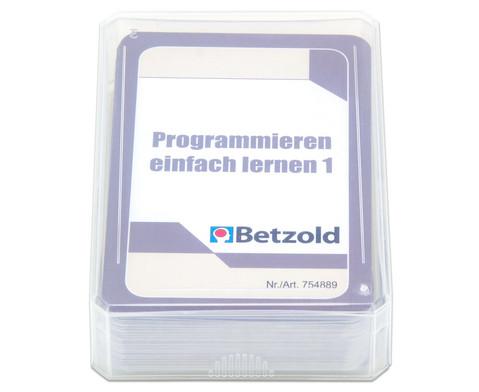 Kartenset Programmieren einfach lernen-4