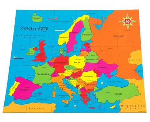 GeoPuzzle Europa-5