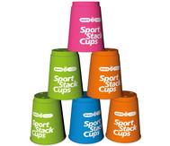 12 Cups im Tragekoffer