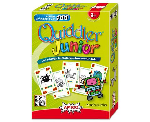 Quiddler Junior - Buchstaben Romm-1